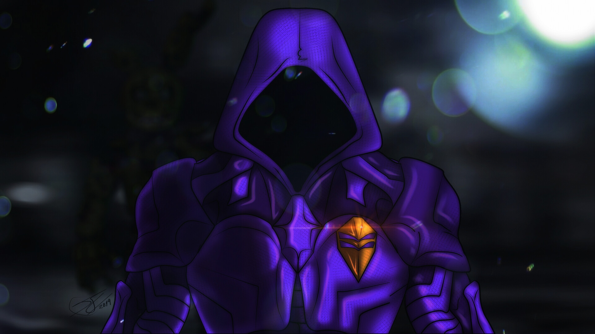 Federico Segovia That Man In Purple