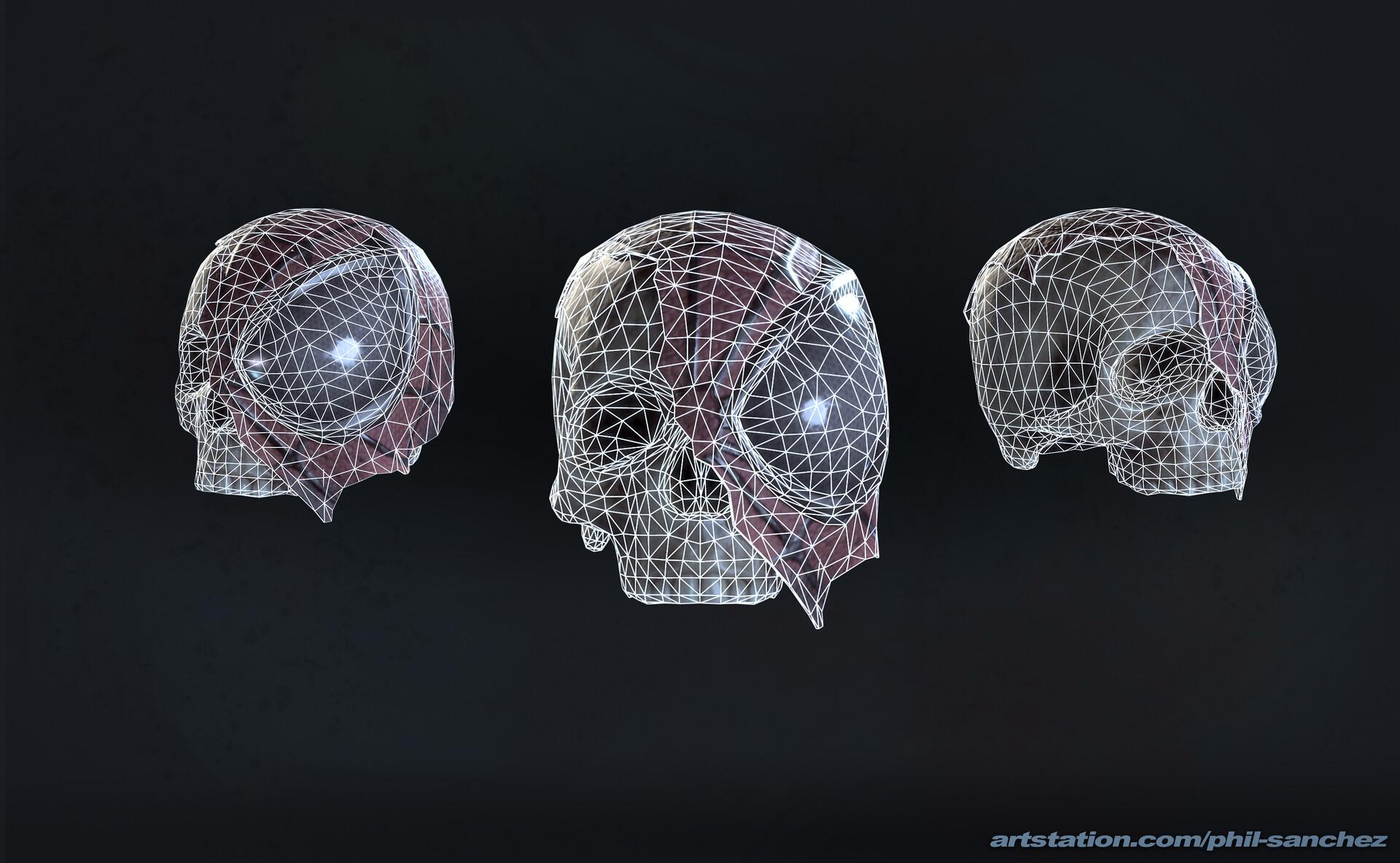 Philip sanchez venom skulldetail2b