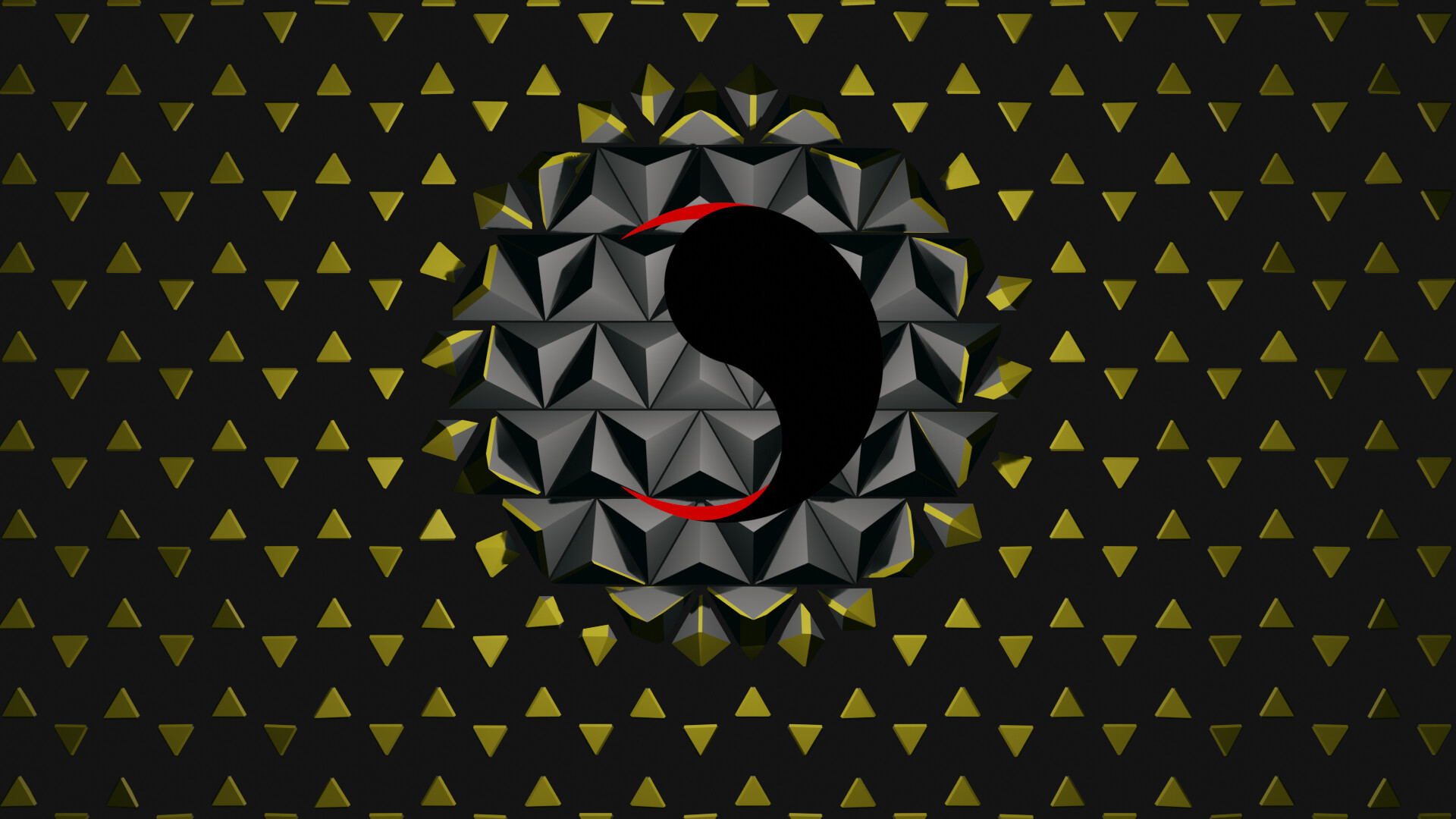 ArtStation - Motion Graphics with New Dynamic Bevel Node in