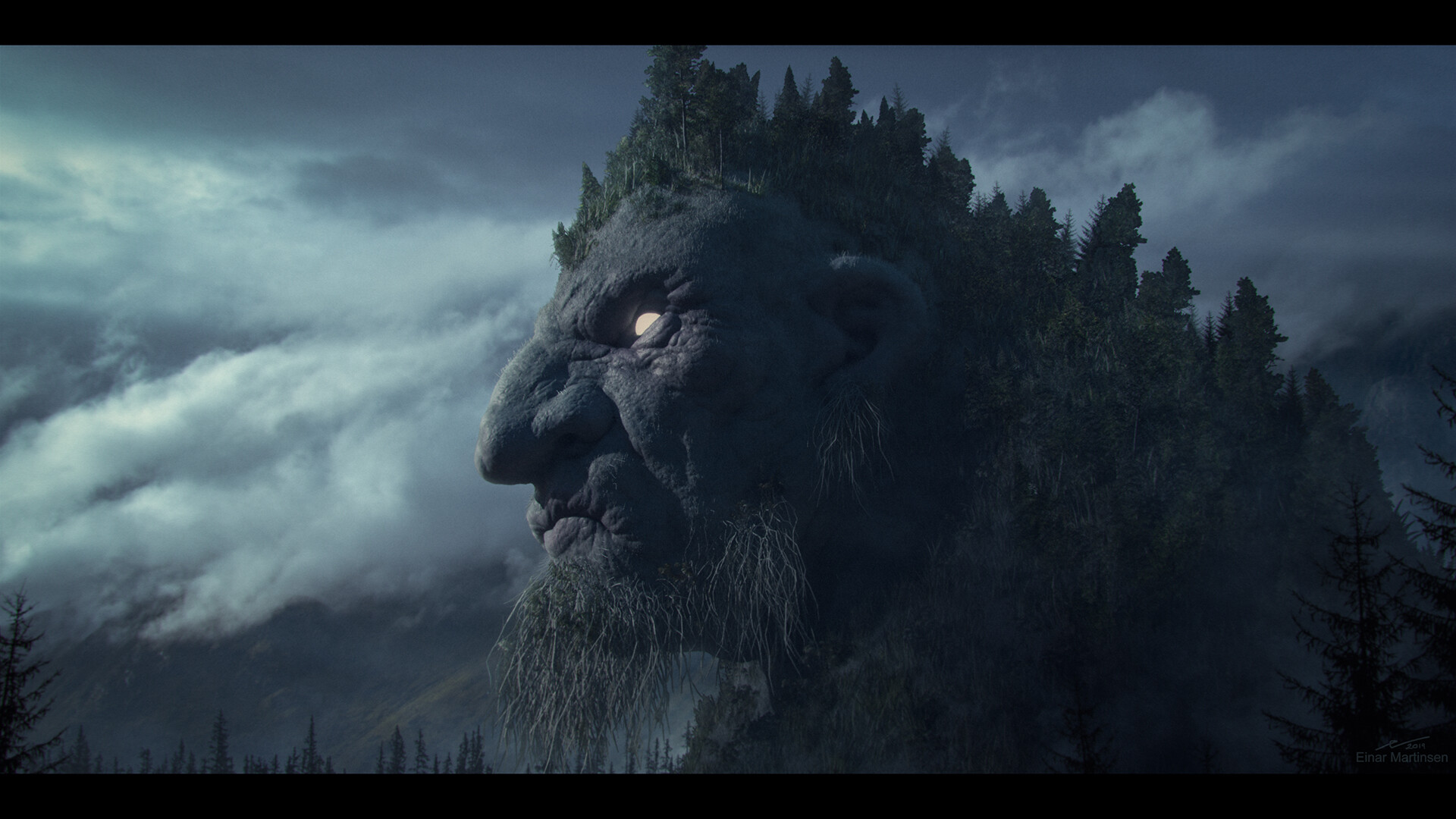 Einar martinsen viking troll em 01