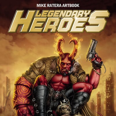 Mike ratera legendary heroes ac cover c1