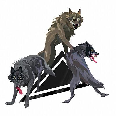 Hugo puzzuoli 3 bx wolfs small hpuzzuoli