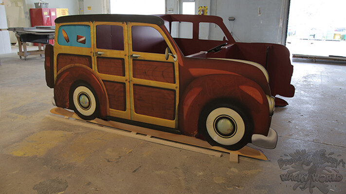 Randa rivera z2a woody wagon 13
