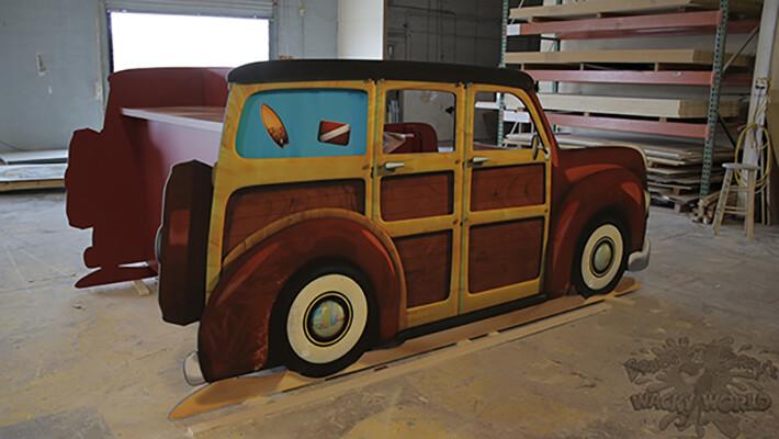 Randa rivera z2a woody wagon 21