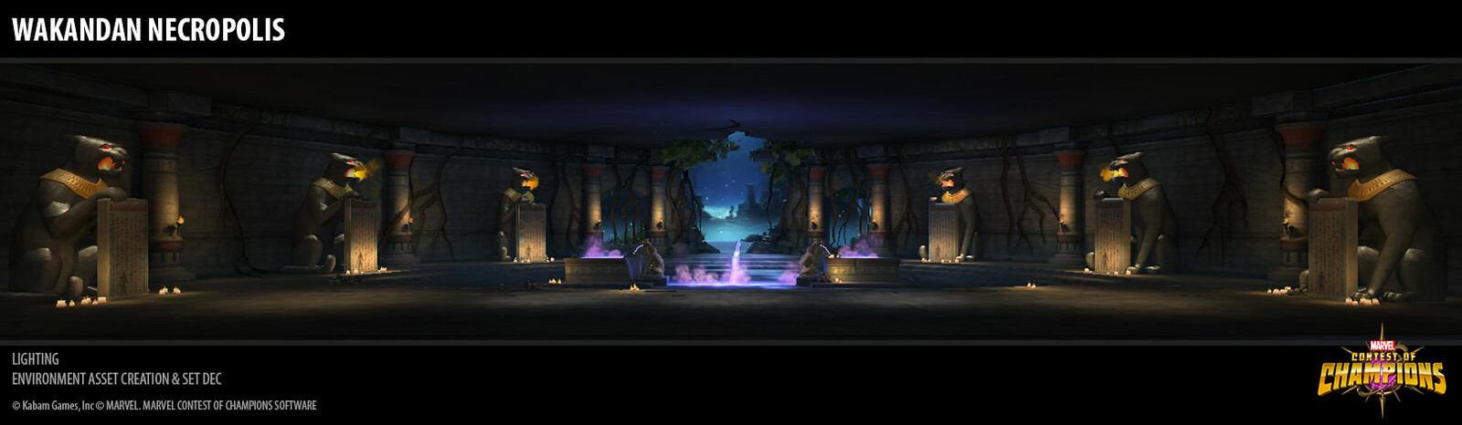 Full scene view