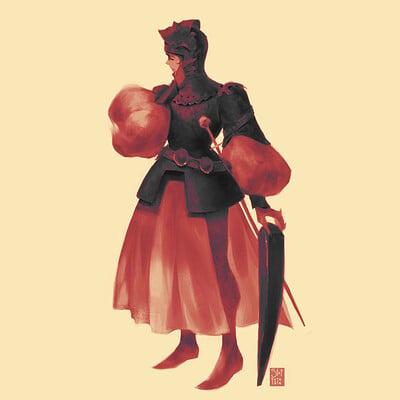 Stef tastan knightess3