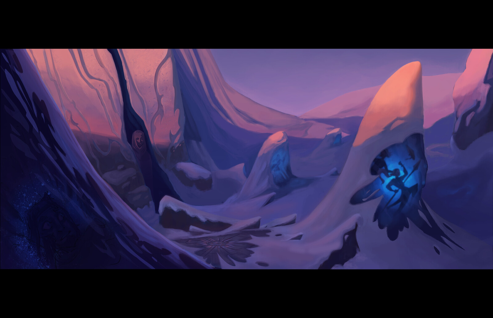 Frozen Battlefield
