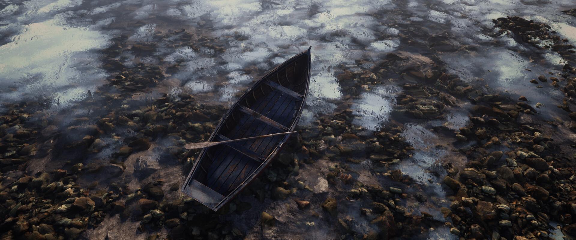 B o w qin ice lake ue4 d shot02