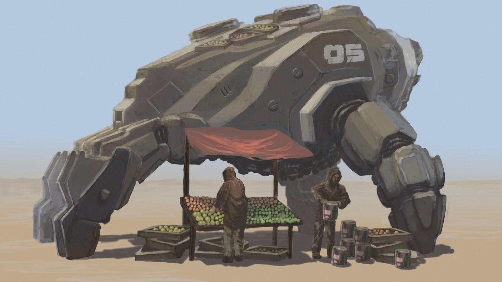 Marchofrobots2019 Mech 5