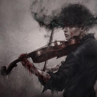 Nan fe august violistj