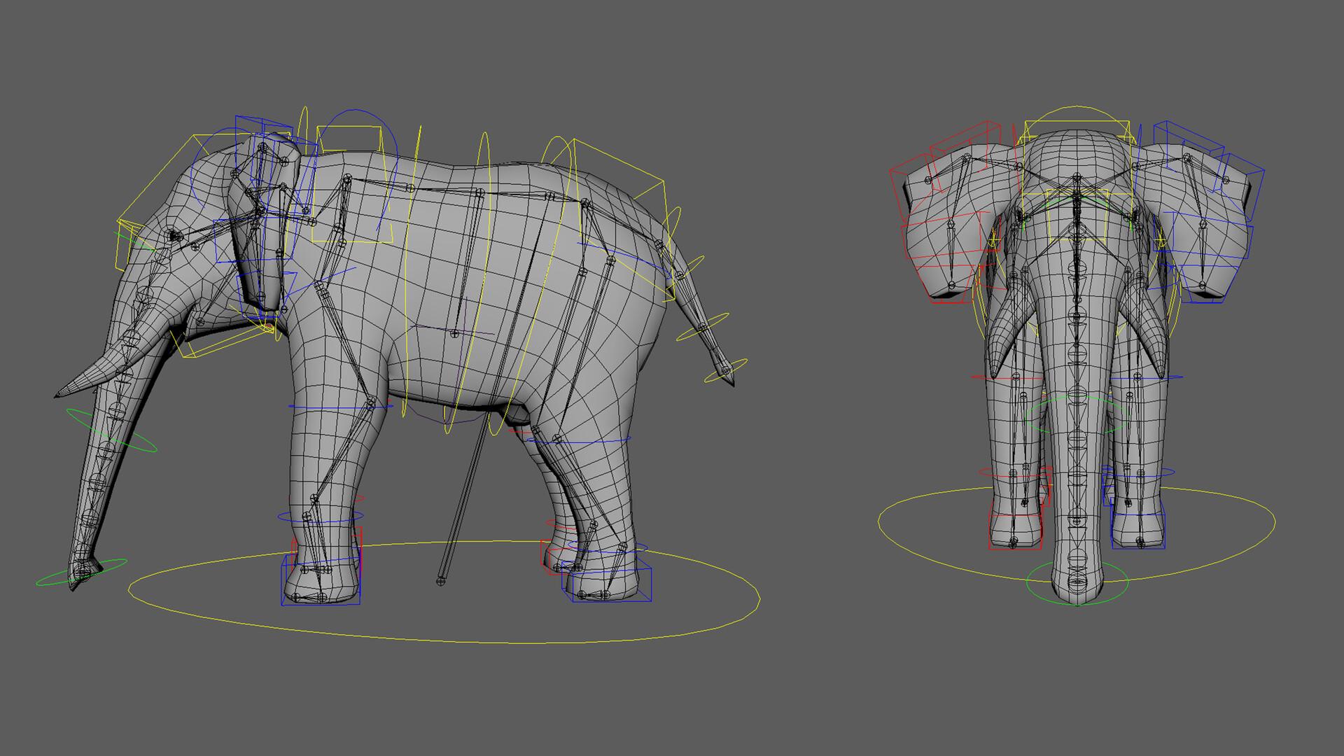 Jacob brockway elephant rig