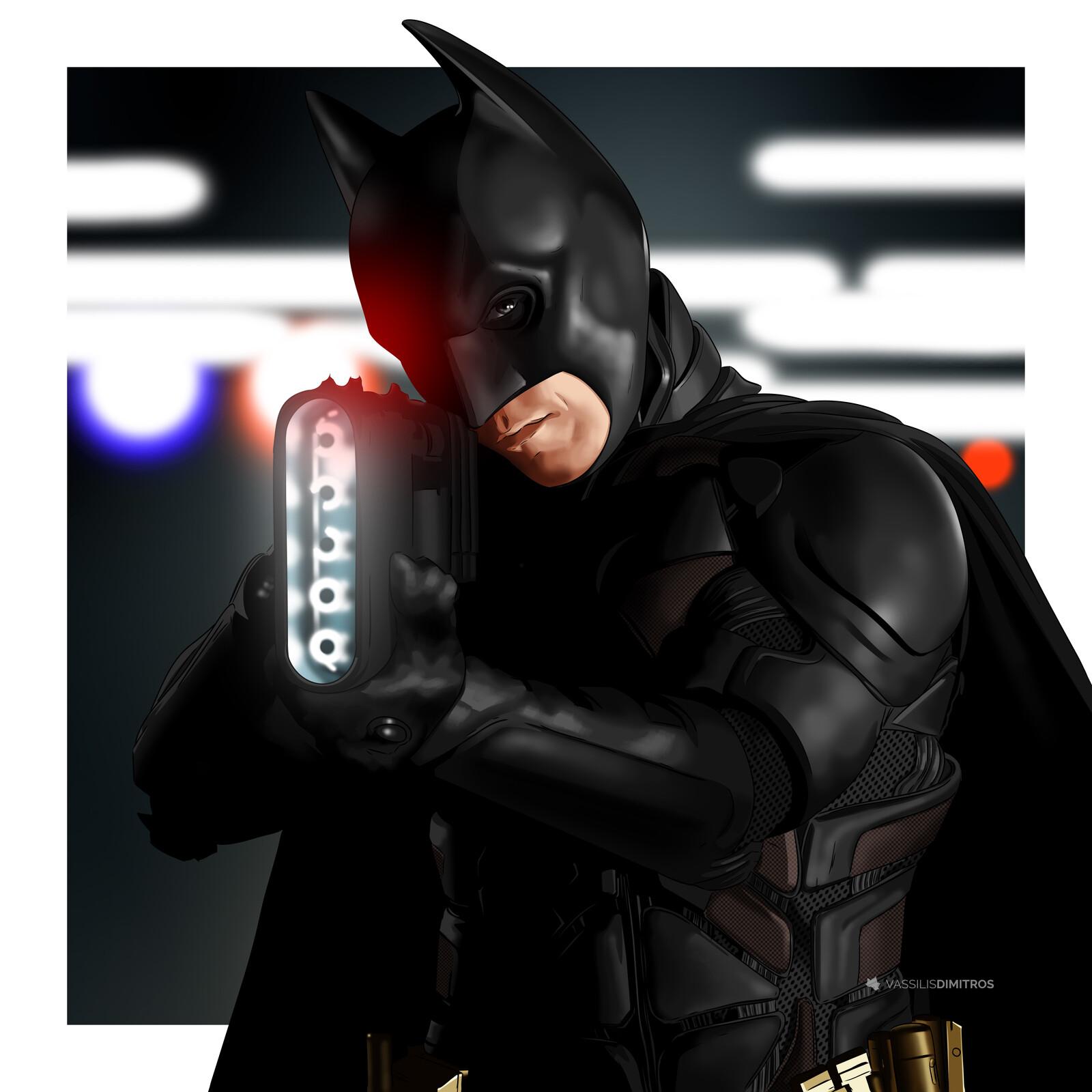 Christian Bale Batman Begins (2005) The Dark Knight (2008) The Dark Knight Rises (2012)