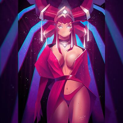 Iulia crimson alex4