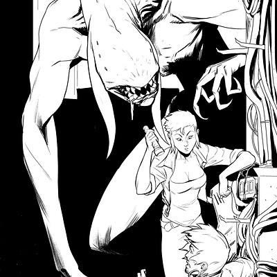 Greeme doe monster city ink pg 015