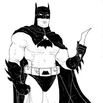Simon monogatari batman