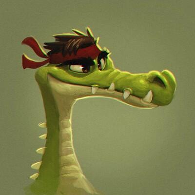 Arjun somasekharan alligator