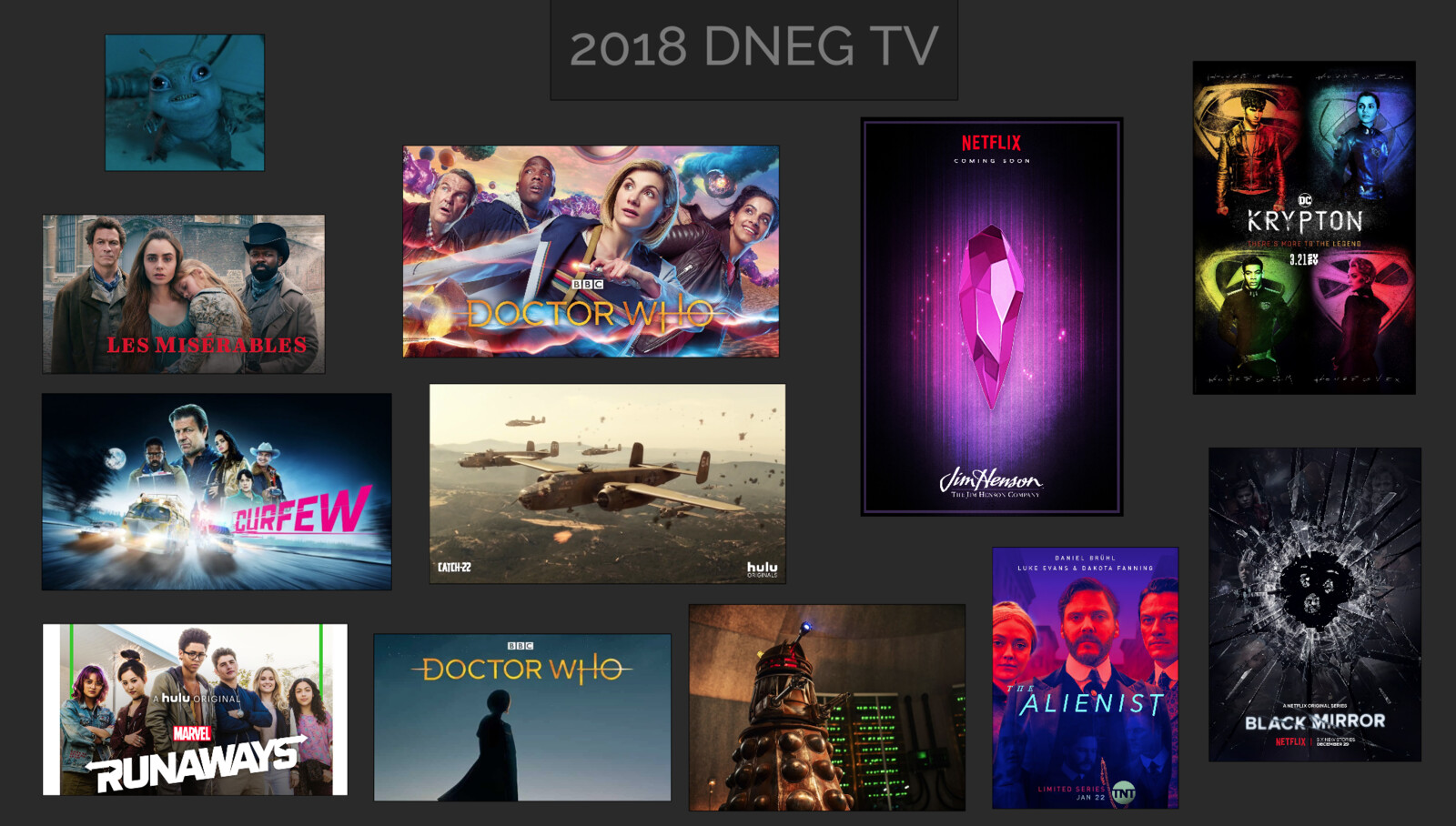 2018 At DNEG TV
