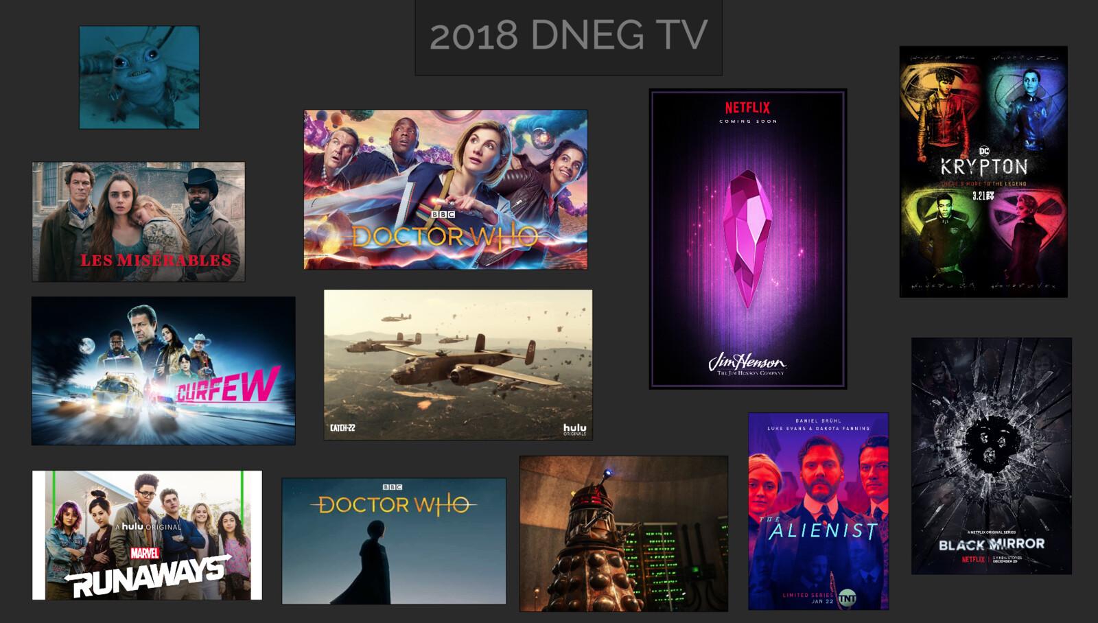 2018 At DNEG TV