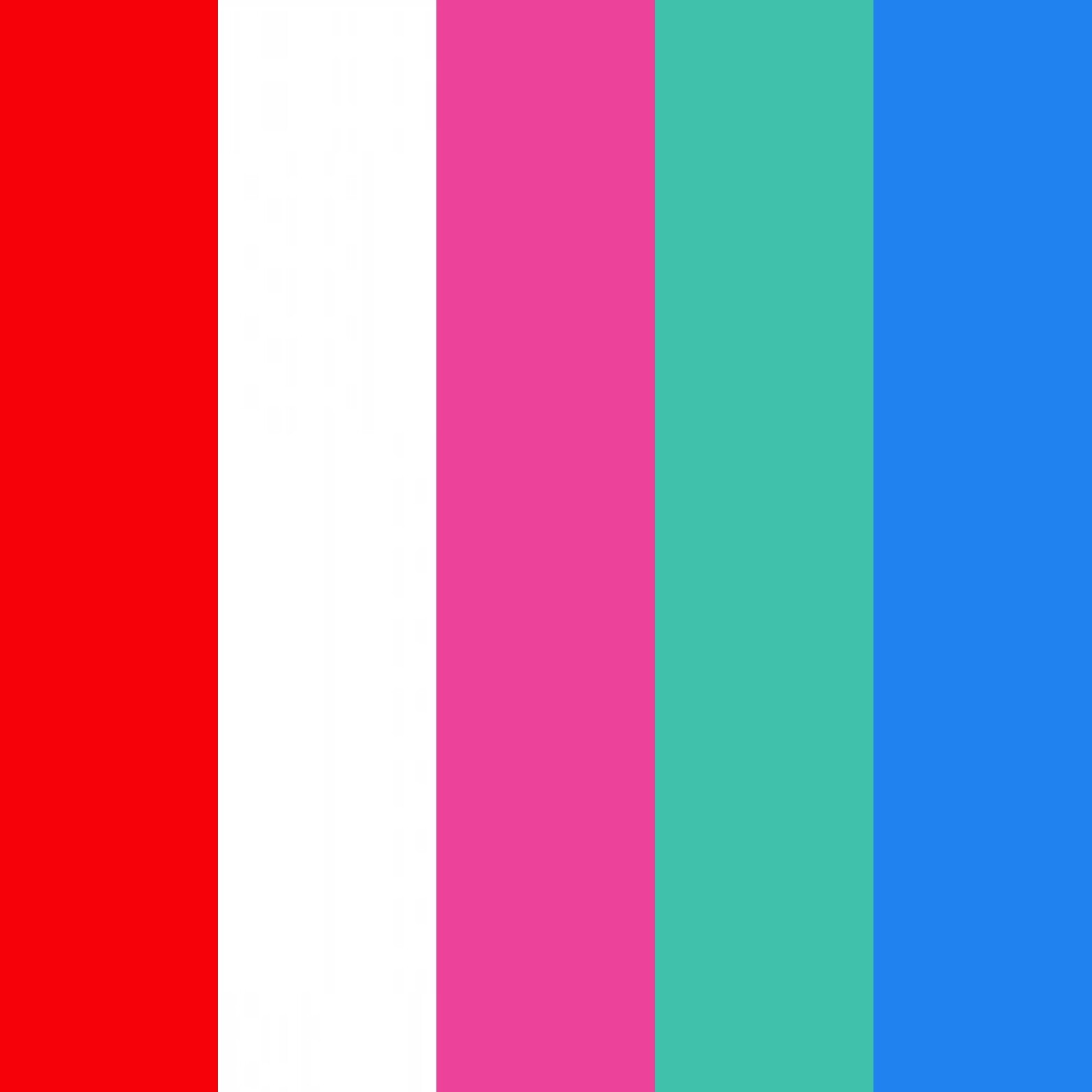 Colours chosen