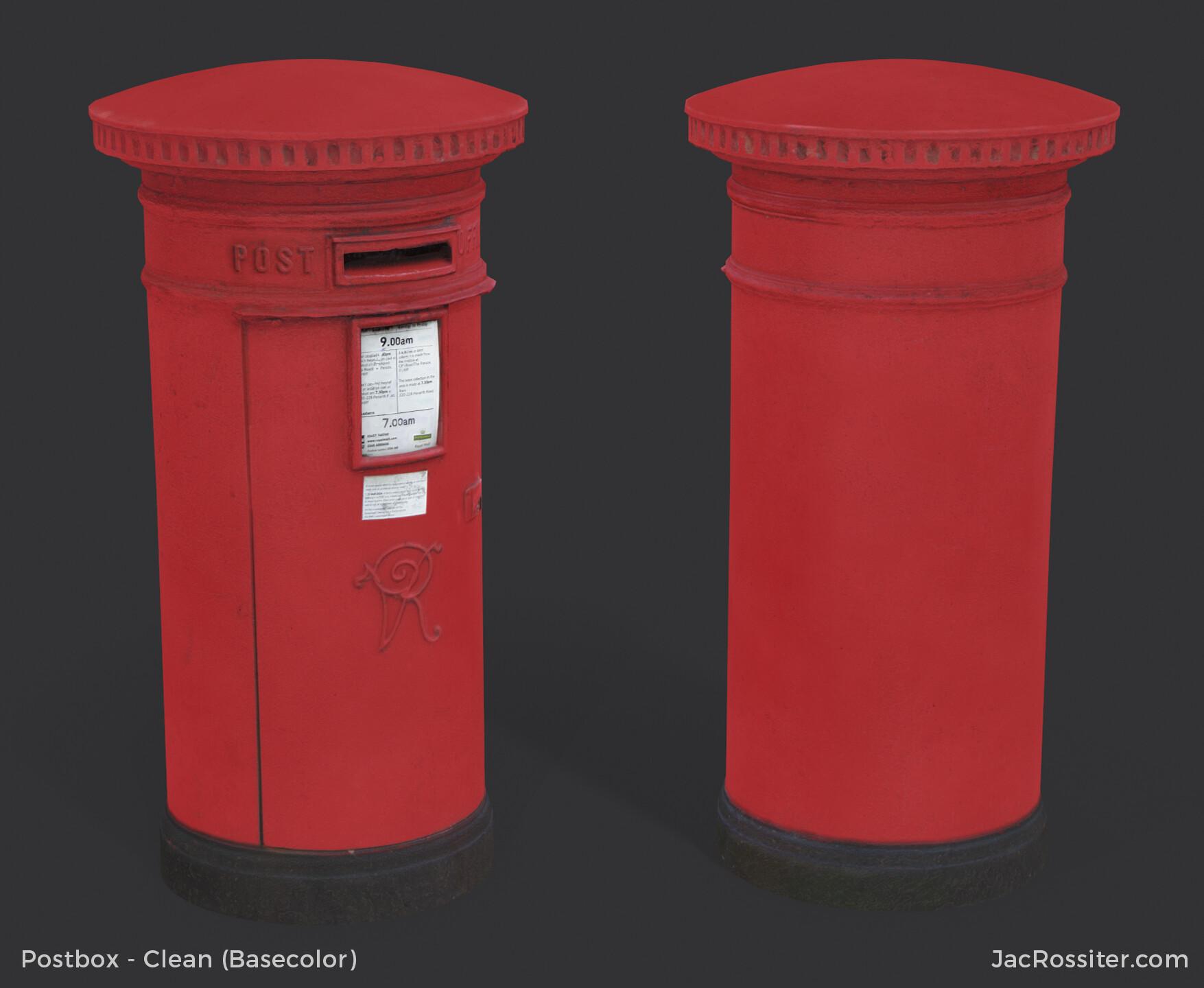 Jac rossiter postbox render b basecolor