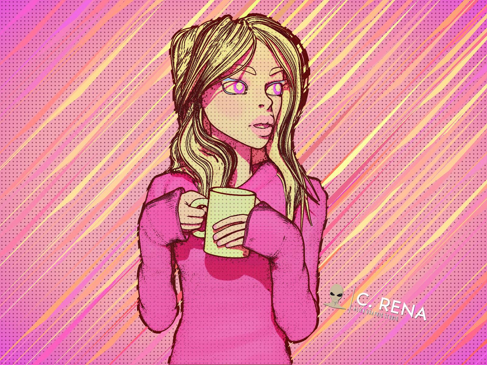 Rose (Comic tones)