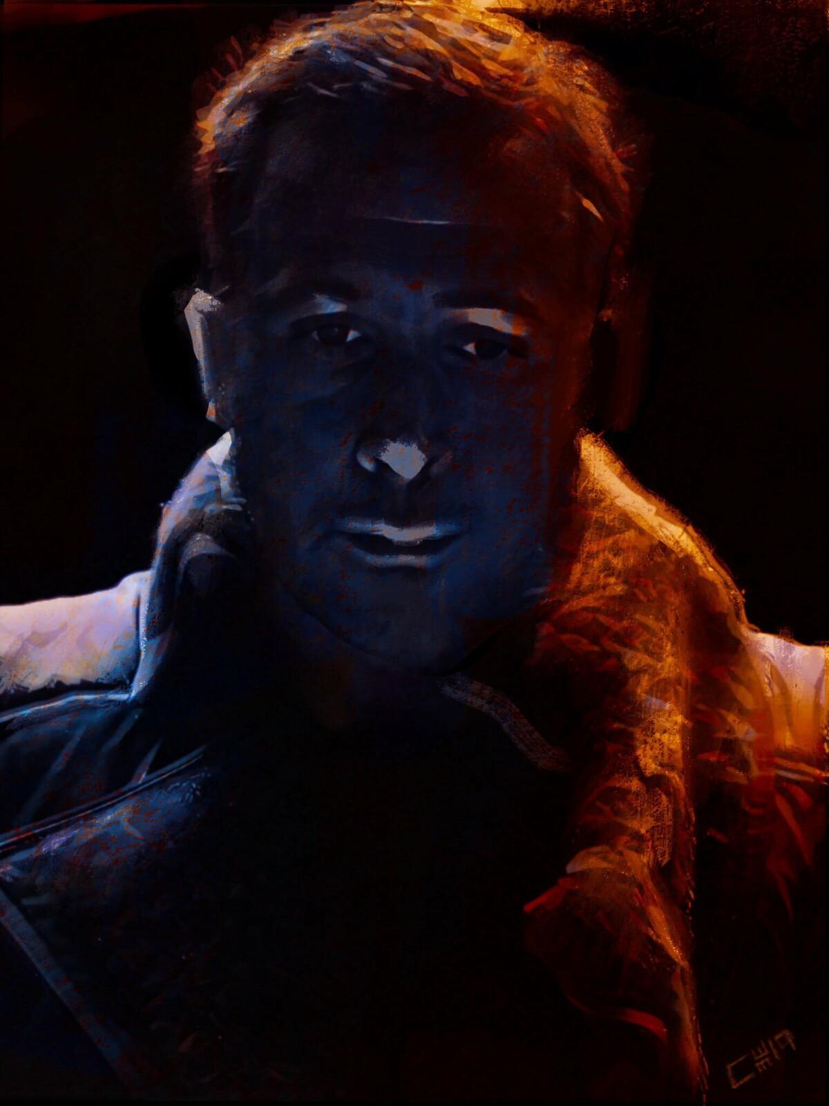 Bladerunner 2049 Portrait