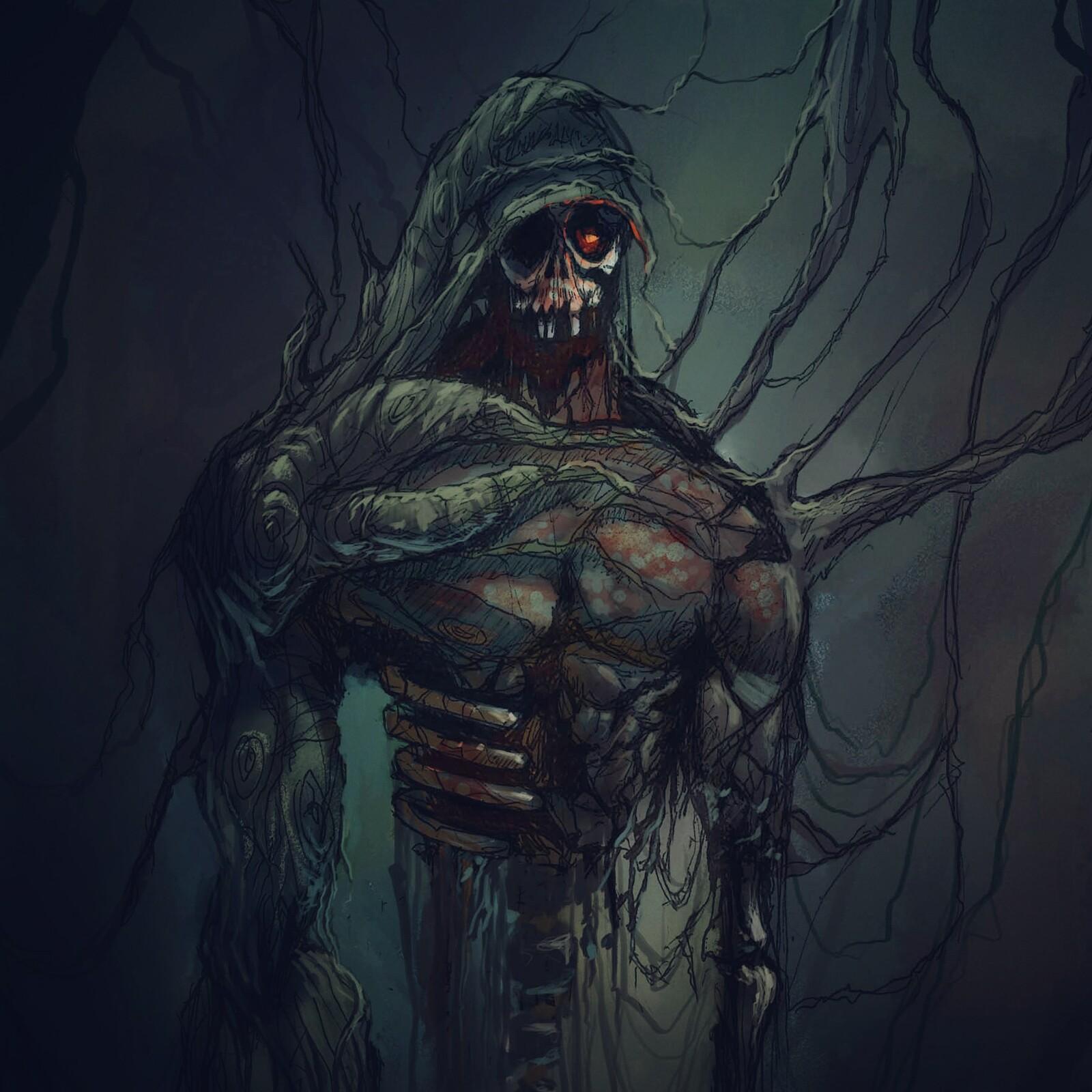 Zombie Tree Thing