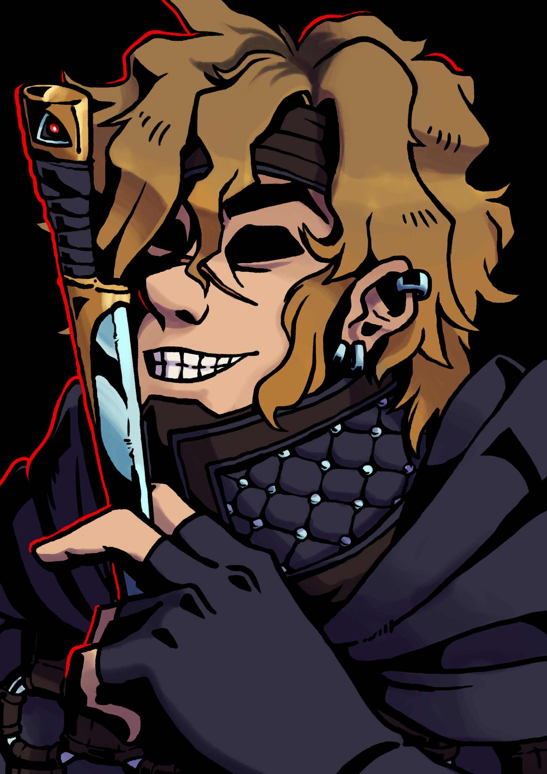 Bruno de s n the dagger
