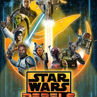 Micah brown star wars rebels poster lowres