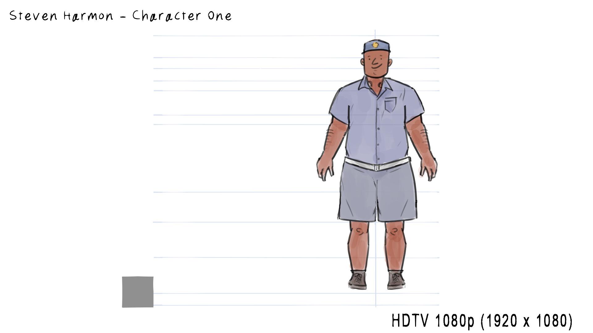 Steven harmon mailman 15