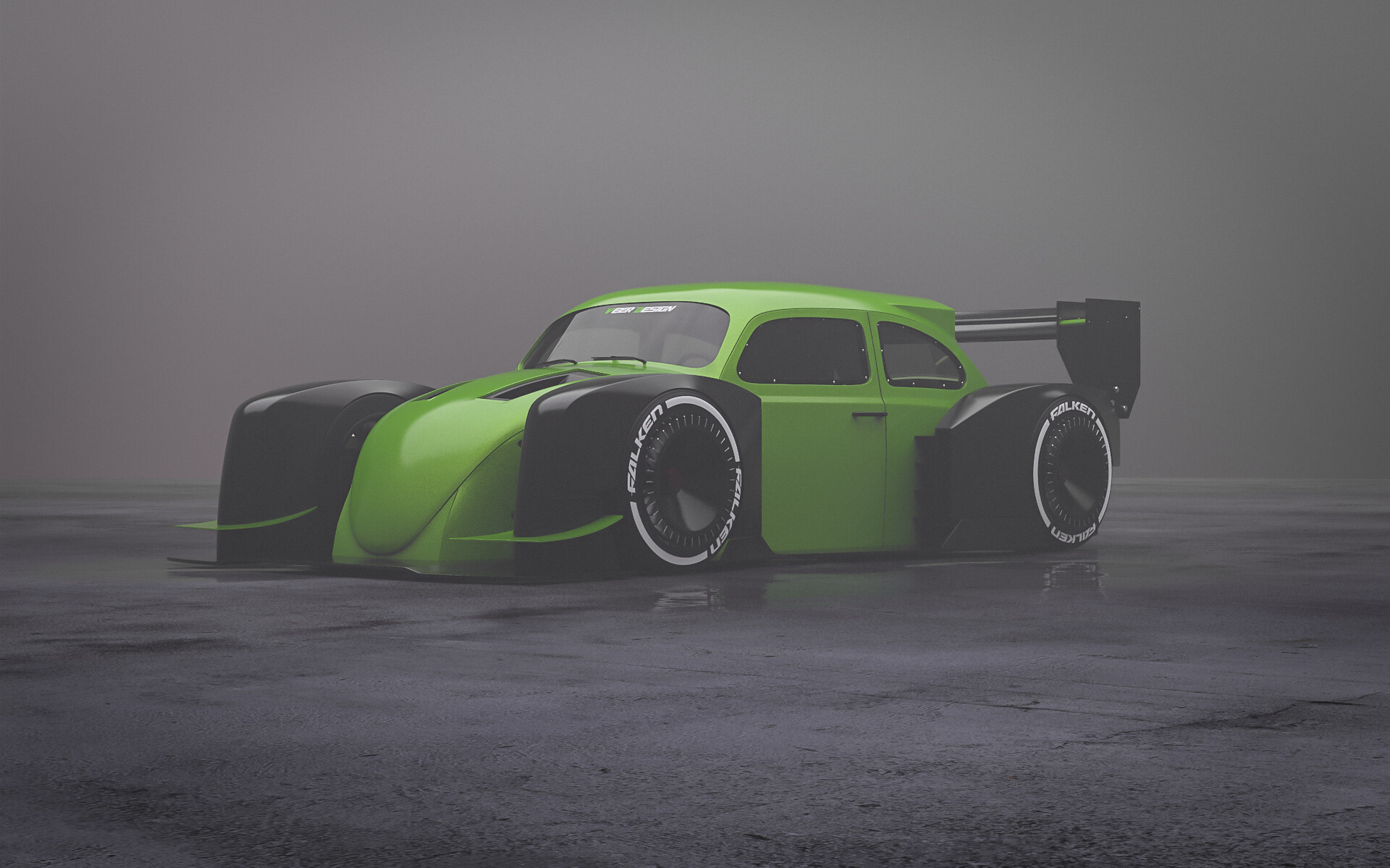 Veer design beetletffog