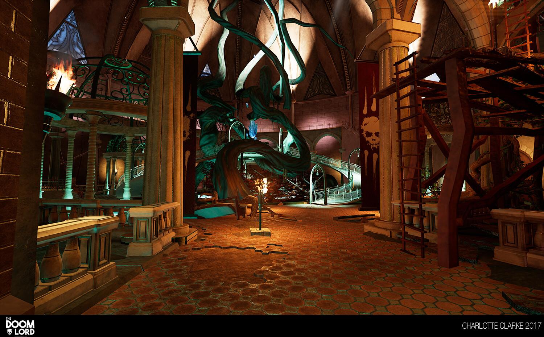 Charlotte clarke temple interior 4