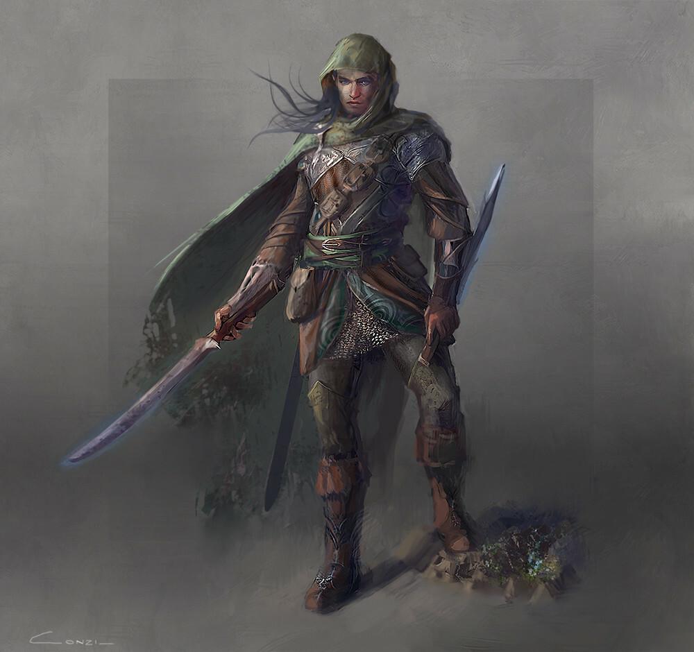 Peredhil Ranger