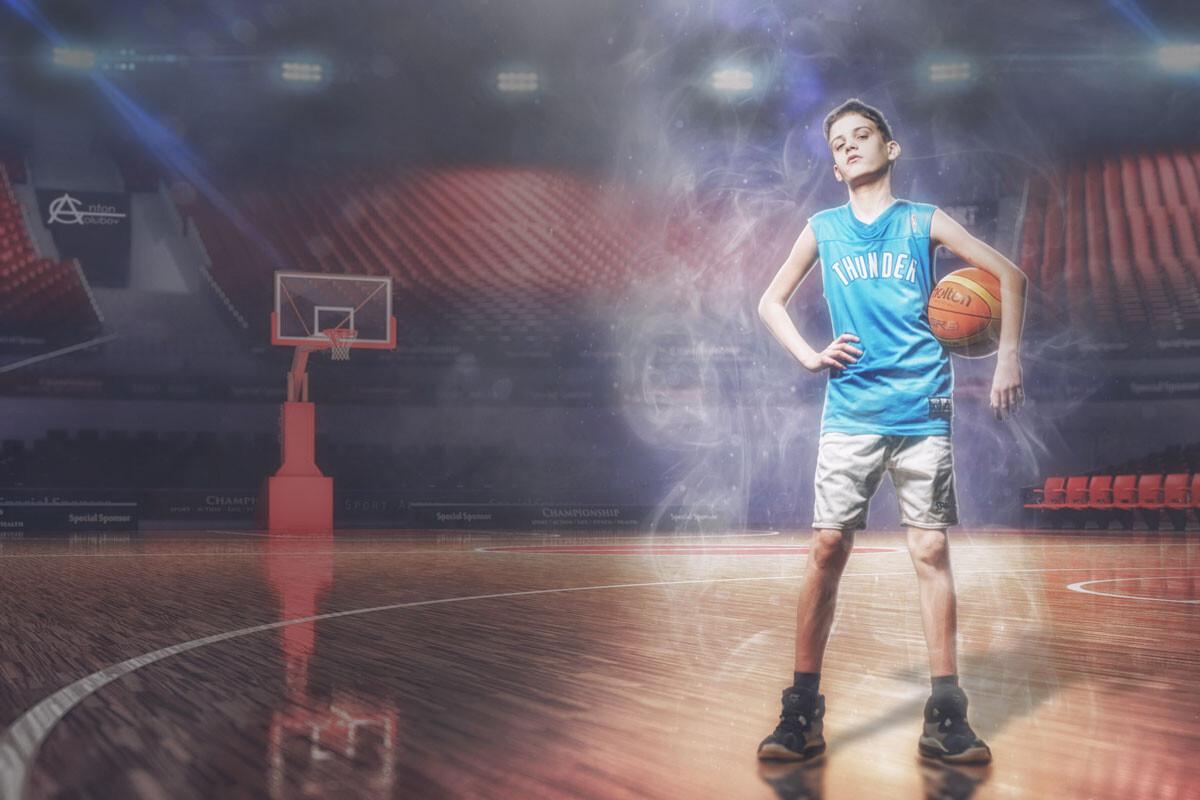 Anton golubov basket 1