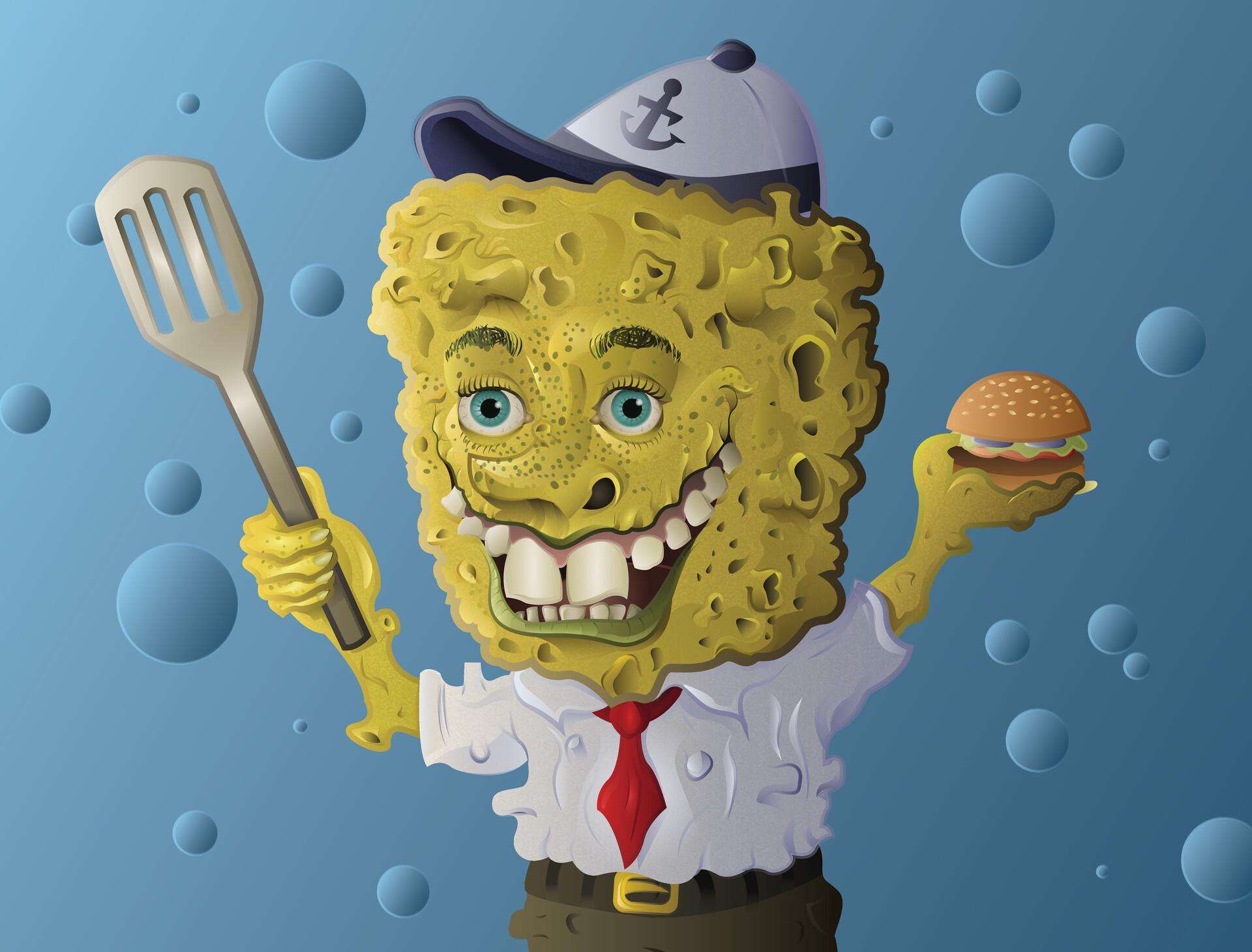 Jonne Roelofsen Spongebob Drawing Other Style