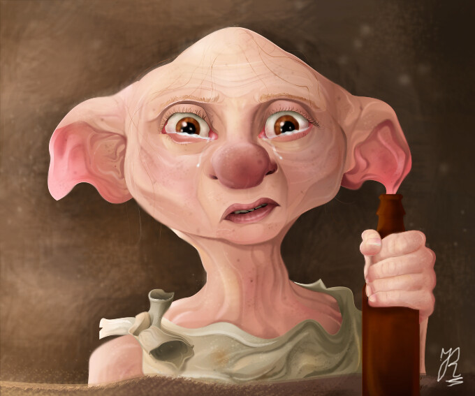 Download Pictures Of Winky The House Elf Gif