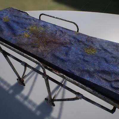 C ross hansen gurney progress 3 bed detail
