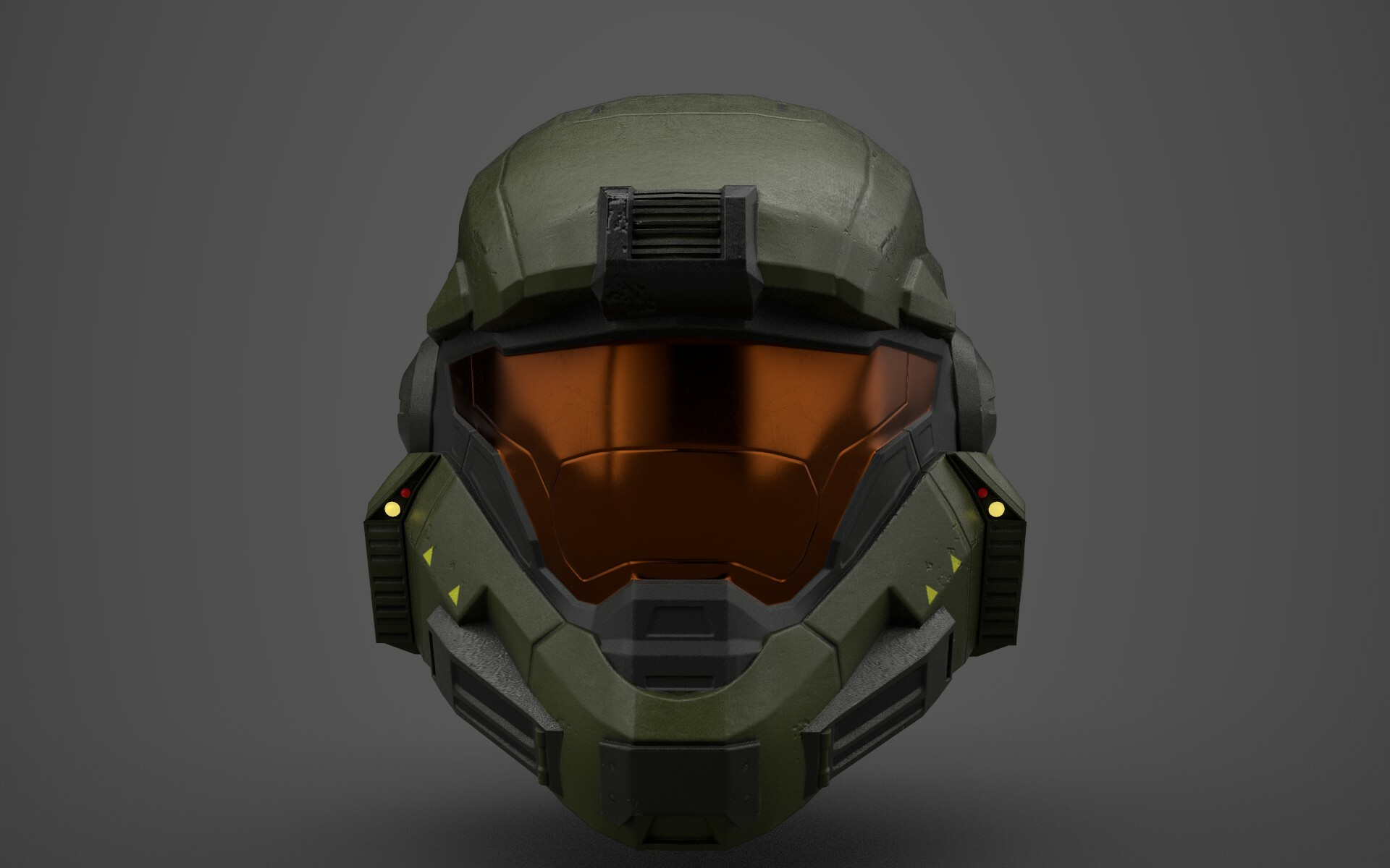 ArtStation - Halo - Mark V [B], Christian Kendall