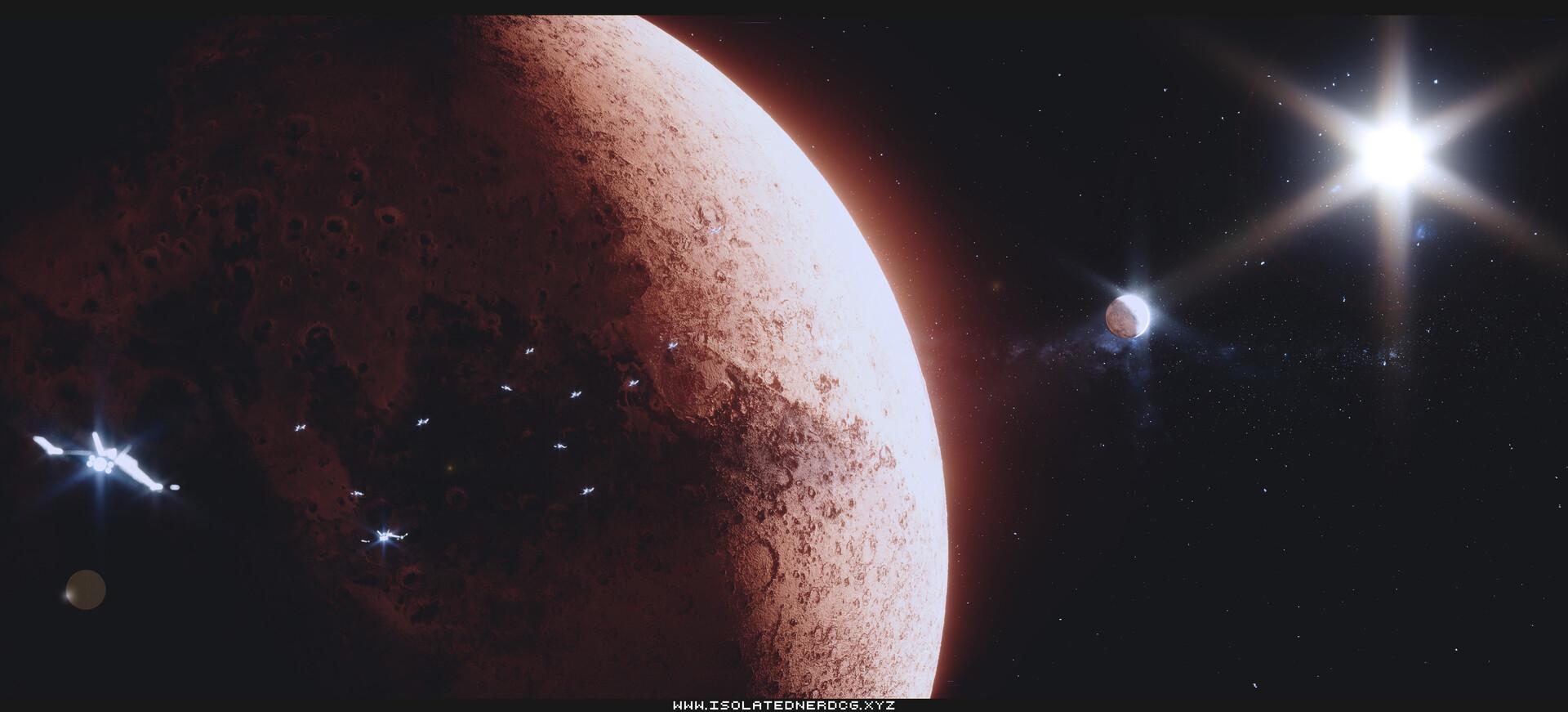 Matias toloza isolatednerdcg planet 1 artstation