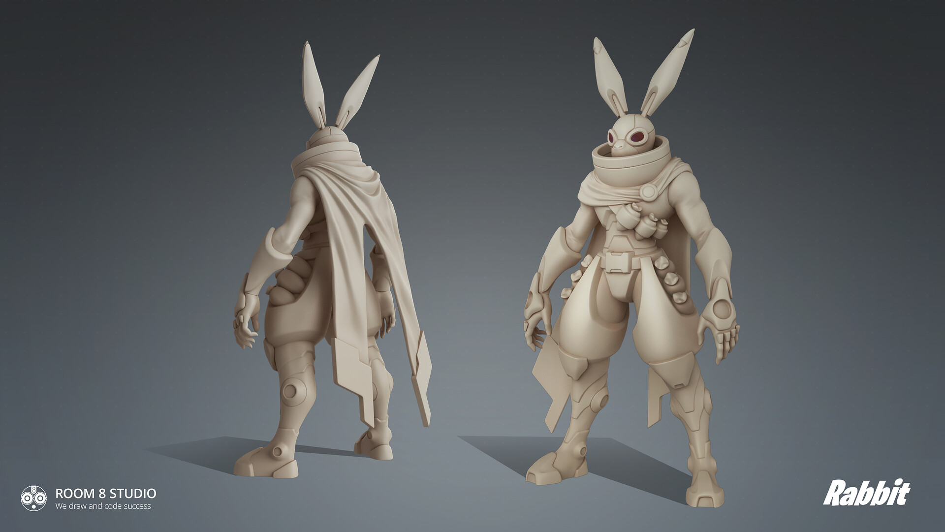 Room 8 studio rabbit render2