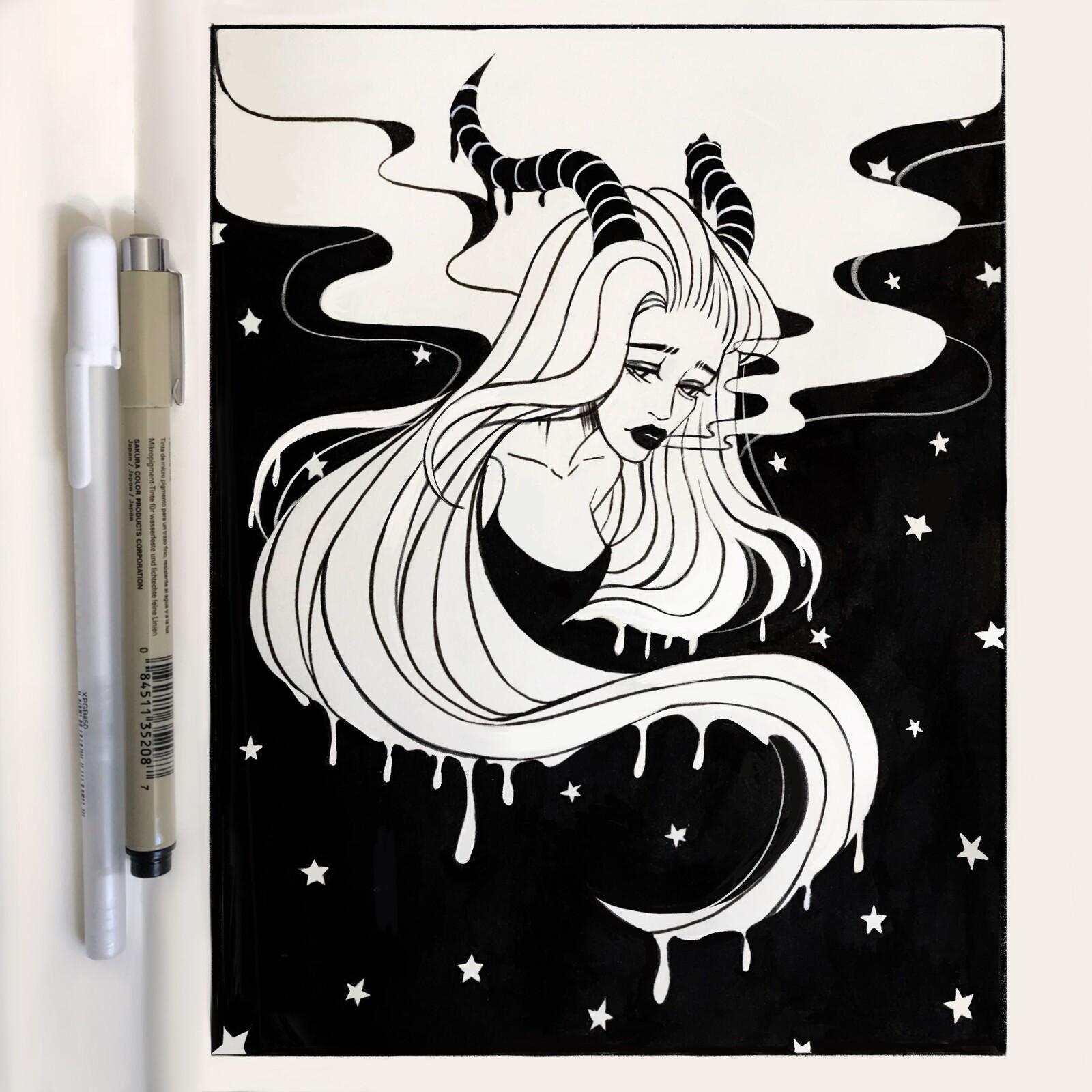 Smoke, Droplets and Stars