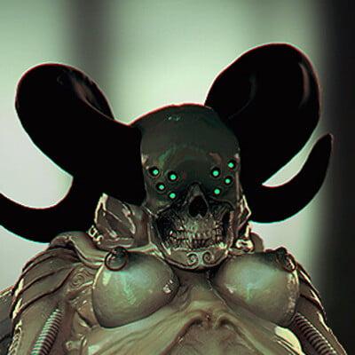 -SPIDER WITCH-