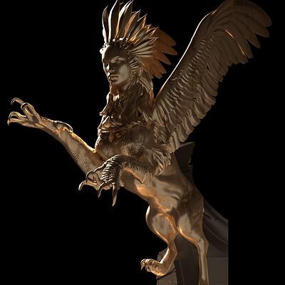 Hugo puzzuoli sphinx gold biggerhex 01 hpuzzuoli