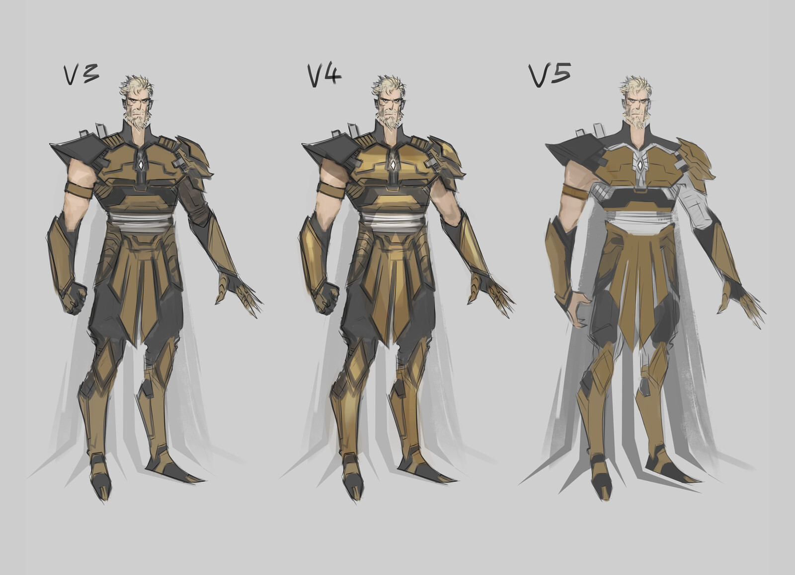 Final versions of Daxos