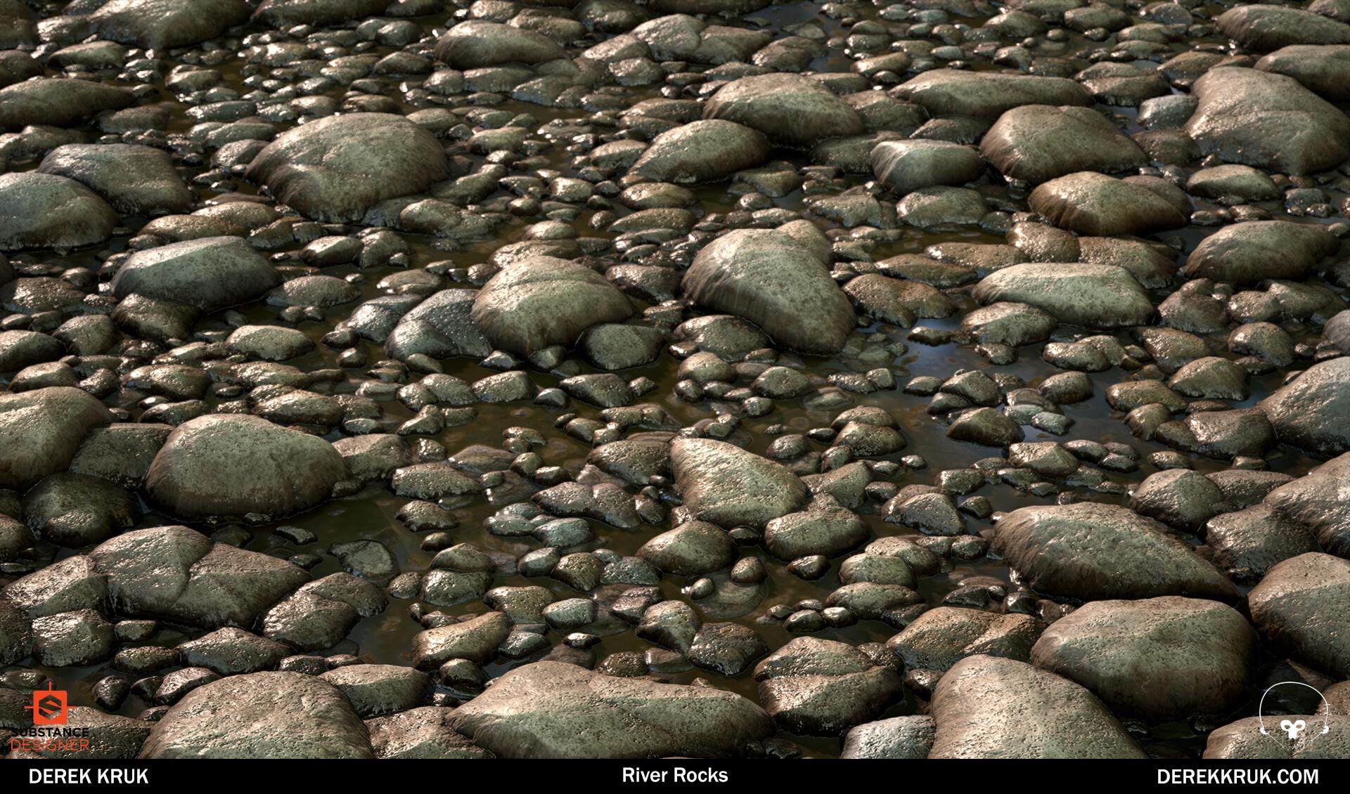 Derek kruk pebble beauty 1