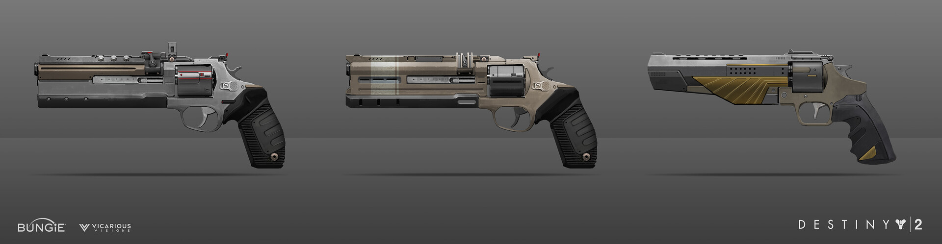 Dave keenan tactical hand cannon concept