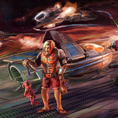 Julian vidales astrodude2