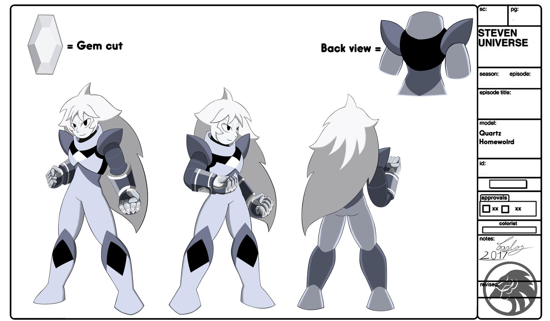 Steven Universe Gemsona