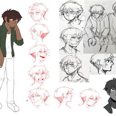 Grace park characterdesignsheet