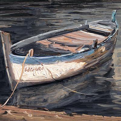 Emrullah cita new boat